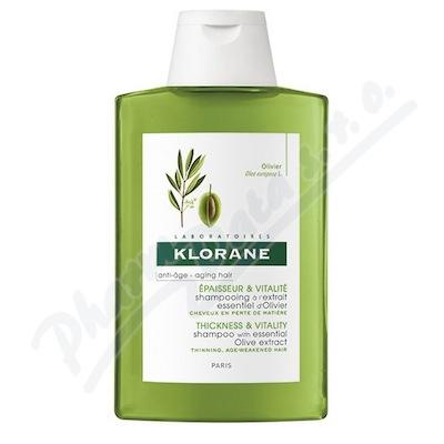Zobrazit detail - KLORANE Olivier shamp 200ml proti slábnouc. vlasům