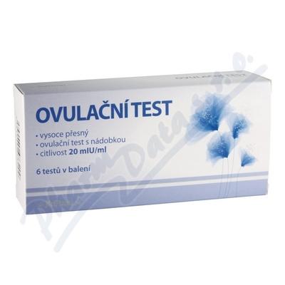 MedPharma Ovulační test 20mlU-ml 6ks
