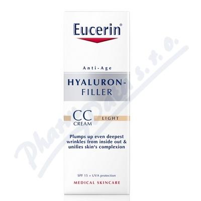 EUCERIN HYALURON FILLER CC kr�m sv�tl� 50ml