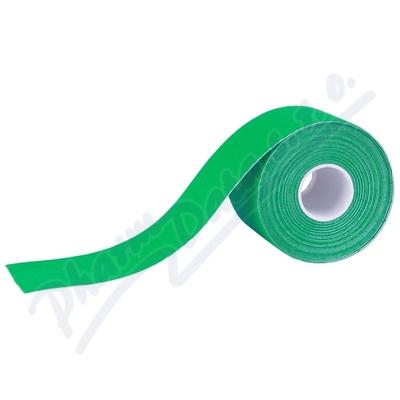 Trixline Kinesio tape 5cmx5m zelená 1ks