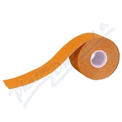 Zobrazit detail - Kinesio tape TRIXLINE 5cmx5m oranžová