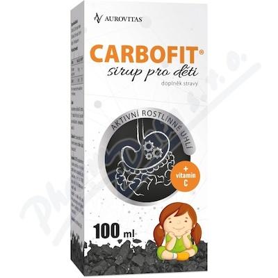 Zobrazit detail - Carbofit sirup 100ml