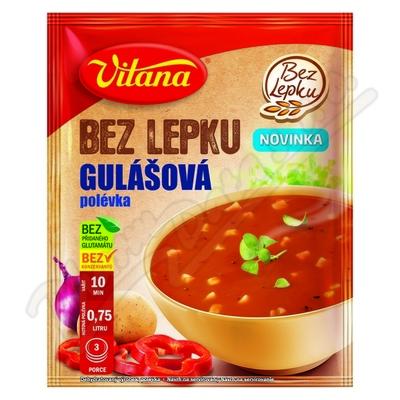 Zobrazit detail - Bez lepku Gulášová polévka 60g