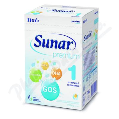 Zobrazit detail - Sunar premium 1 600g (nový)