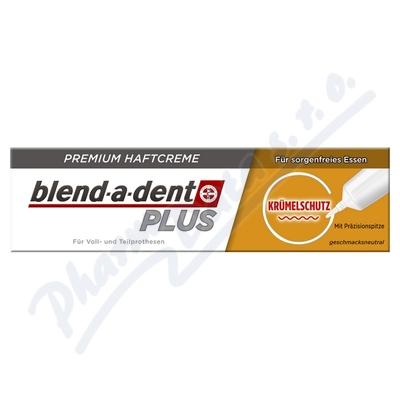 Zobrazit detail - Blend-a-Dent upev.  krém Plus Foodseal 40g