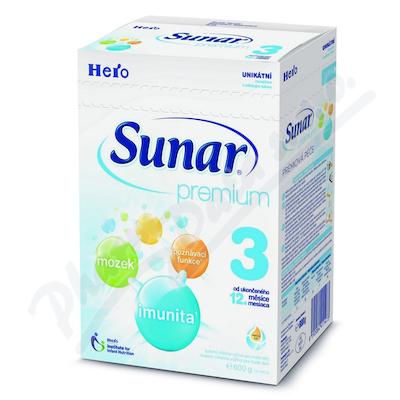 Zobrazit detail - Sunar premium 3 600g (nový)