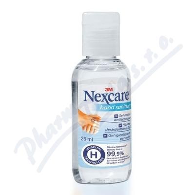 Zobrazit detail - 3M Nexcare Dezinfekční gel na ruce 25ml (nový)