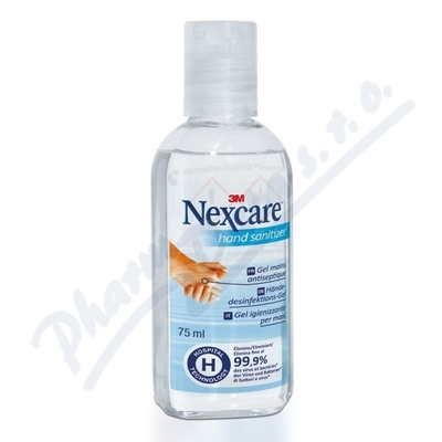 Zobrazit detail - 3M Nexcare Dezinfekční gel na ruce 75ml (nový)