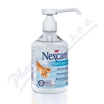 Zobrazit detail - 3M Nexcare Dezinfekční gel na ruce 500ml (nový)