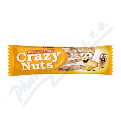 Zobrazit detail - Crazy Nuts Kešu+Mandle DRUID 30g