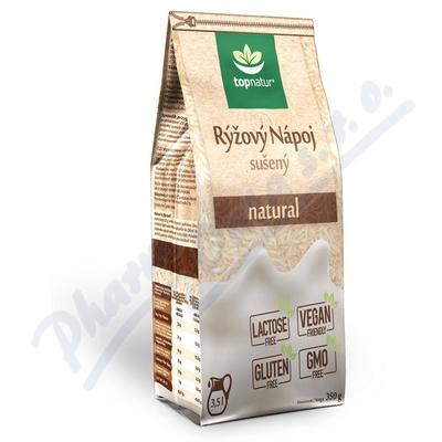 Zobrazit detail - Rýžový nápoj TOPNATUR 350 g