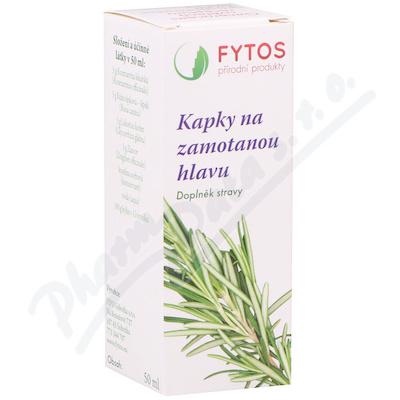 FYTOS Kapky při nízkém tlaku 50 ml