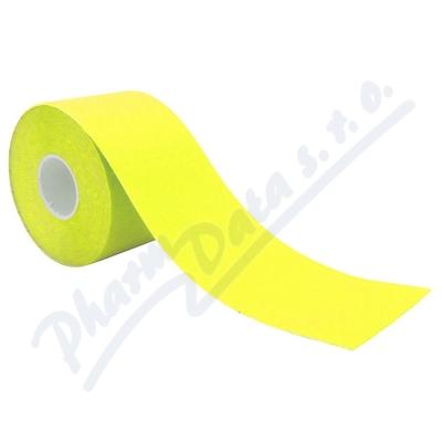 Zobrazit detail - Kinesio tape TRIXLINE 5cmx5m žlutá