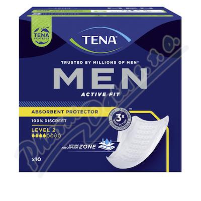 Zobrazit detail - Inkont. vlož. TENA Men Level 2 10ks 750796