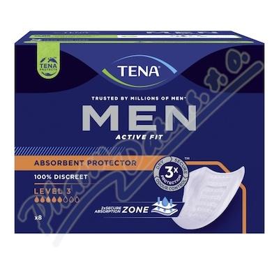 Zobrazit detail - Inkont. vlož. pro muže TENA Men Level 3 8ks 750856