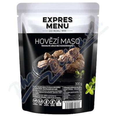 Zobrazit detail - EXPRES MENU Hovězí maso 300g