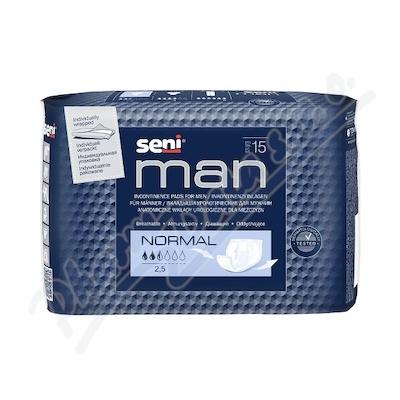 Seni Man Normal 15 ks inkont. pomůcky