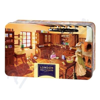 Zobrazit detail - LH Plechová dóza s čajem Kuchyně 60 nál. sáčků