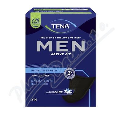 Zobrazit detail - Inkont. vlož. TENA Men Protective Shield 14ks 750403