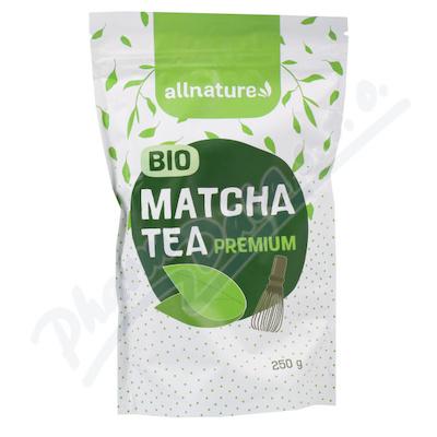 Zobrazit detail - Allnature Premium Matcha Tea 250g