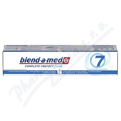 Zobrazit detail - Blend-a-med Complete 7 Xtreme Fresh 100 ml