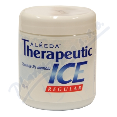 Therapeutic Ice Analgesic Gel - masážní gel 220ml