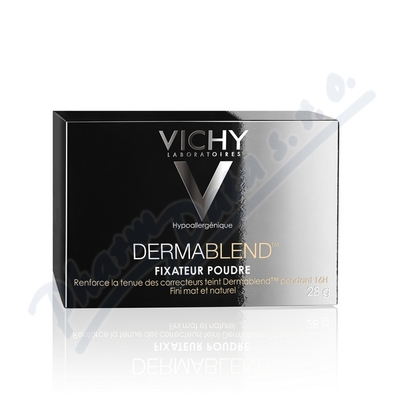 Zobrazit detail - VICHY Dermablend Fixa�n� pudr 28g