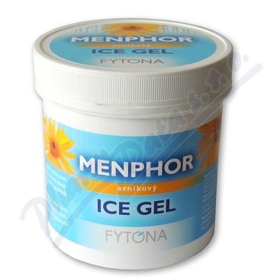 Zobrazit detail - Fytona Menphor Ice gel arnikový 250g