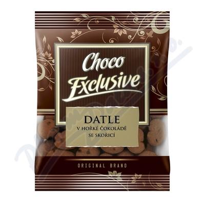 Zobrazit detail - Datle v hořké čokoládě se skořicí 150g