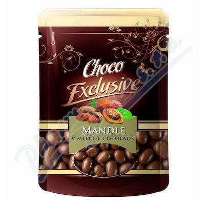 Zobrazit detail - Mandle v mléčné čokoládě DOYPACK 700g