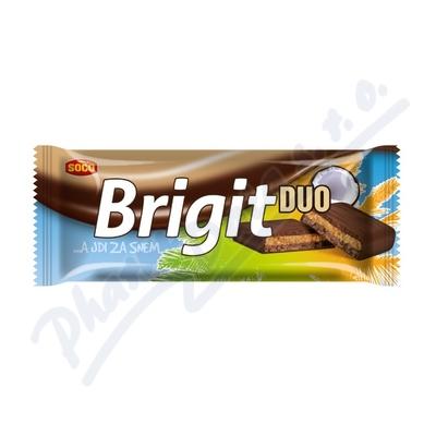 Zobrazit detail - Brigit DUO - ty�inka s kokosovou p��chut� 90g