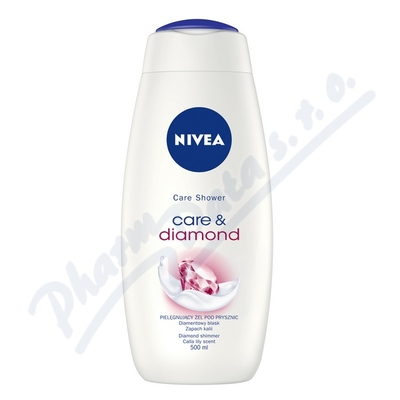 NIVEA Sprchov� gel DIAMOND TOUCH 500ml �.80765