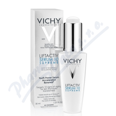 Zobrazit detail - VICHY Liftactiv SUPREME serum R16 30ml