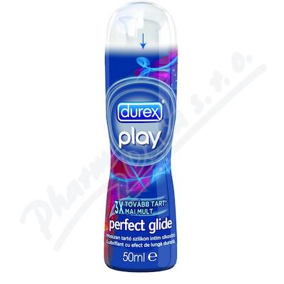 Zobrazit detail - Lubrikační gel DUREX Play Perfect Glide 50 ml