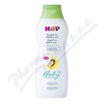Zobrazit detail - HiPP BABYSANFT Koupel na dobrou noc 350ml
