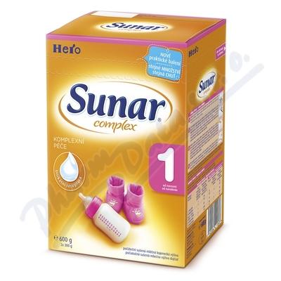 Zobrazit detail - Sunar complex 1 600g (nový)