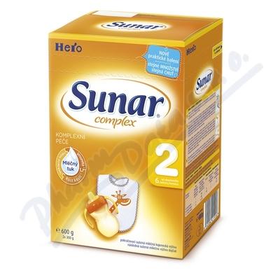 Zobrazit detail - Sunar complex 2 600g (nový)