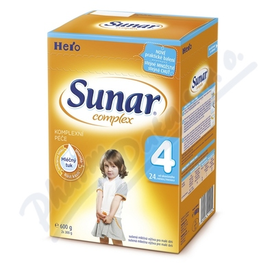 Zobrazit detail - Sunar complex 4 600g (nový)