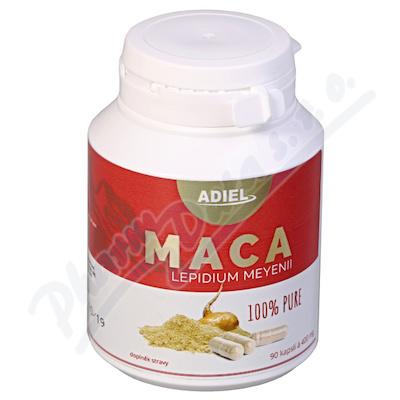 Adiel Maca 100% PURE 90 kapslí