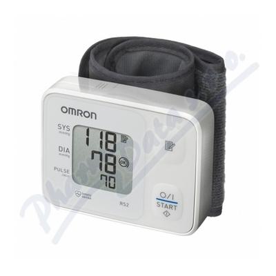 Zobrazit detail - Tonometr dig.  OMRON RS2 na zápěstí