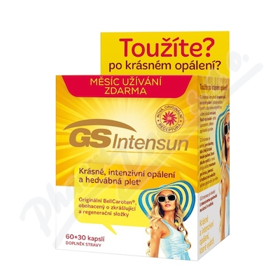 Zobrazit detail - GS Intensun cps. 60+30
