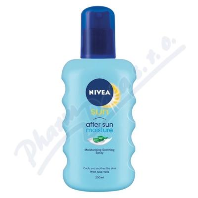 Zobrazit detail - NIVEA SUN Hydrata�n� sprej po opalov�n� 200ml