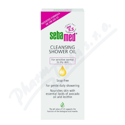 SEBAMED Sprchov� gel s olejem 200ml