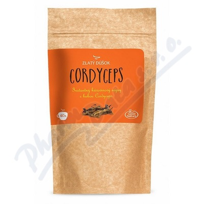 Zobrazit detail - Zlatý doušek Cordyceps 100g