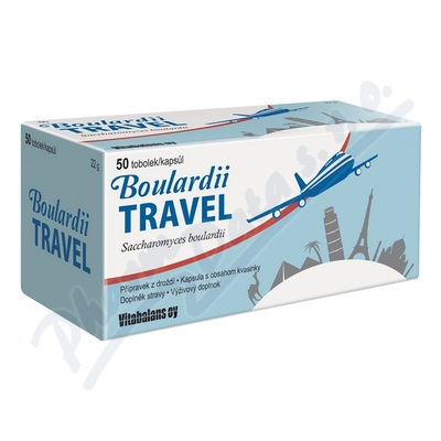 Zobrazit detail - Boulardii travel tbl. 50