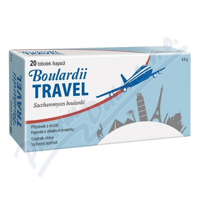 Boulardii travel cps.20