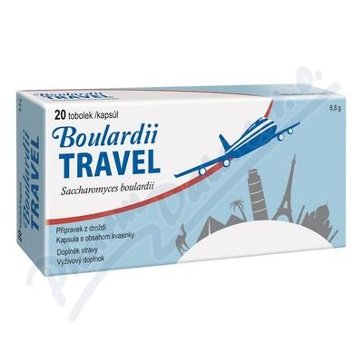 Zobrazit detail - Boulardii travel cps. 20