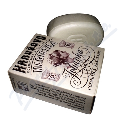Zobrazit detail - Hanušovo kosmetické mýdlo MAGISTRA pH 5. 5 Johanka