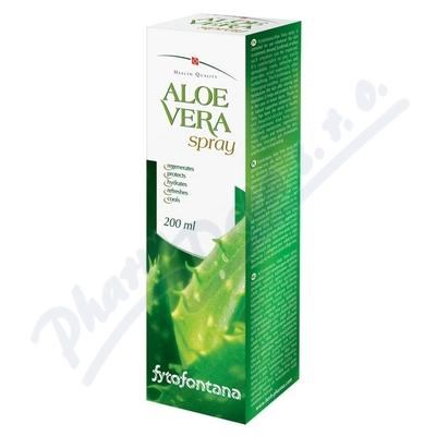Zobrazit detail - Fytofontana Aloe Vera spray 200 ml