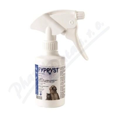 Fypryst sprej 2.5mg-ml Kožní sprej roztok 1x250ml